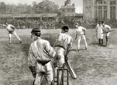 The Ten: Fictional Cricketers