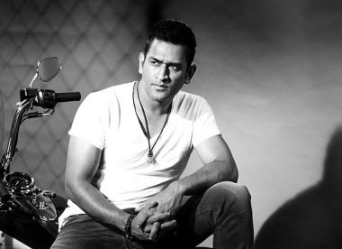 Life, bikes, combat and love – MS Dhoni, the cricketer and beyond
