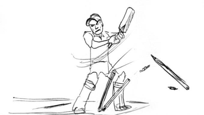 Club Cricket's Best Dismissal Reactions