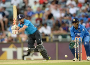 James Taylor: Playing Spin In The Middle Overs