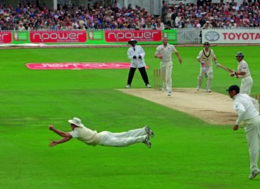 The Ten: Ashes Catches