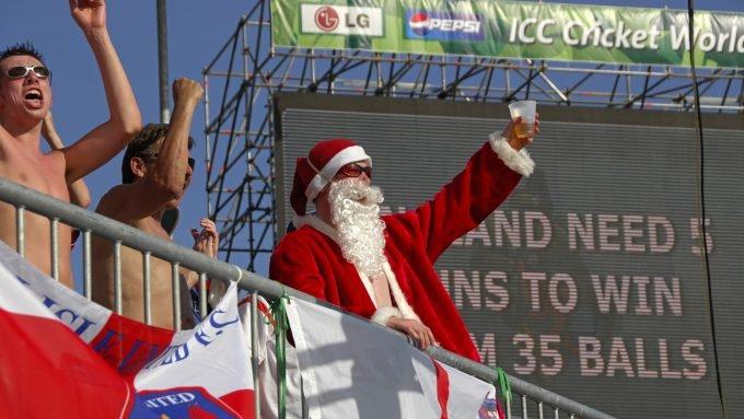 A Cricket Fan's Christmas