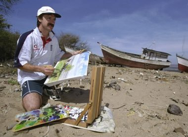 Jack Russell: 'Painting Was My Escape'