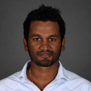 Sri Lanka cricketer