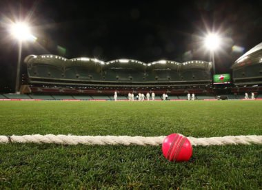 Day-night Test data reveals how pink ball really compares to red