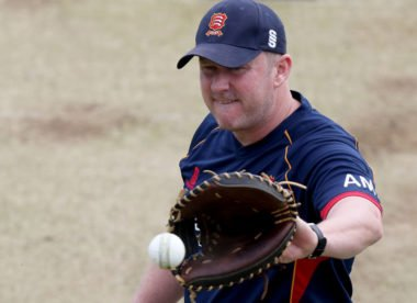 Anthony McGrath succeeds Chris Silverwood as Essex head coach