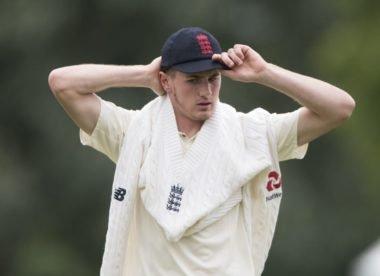 Who is England Ashes newbie George Garton?