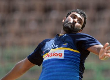 Thisara Perera named Sri Lanka one-day captain