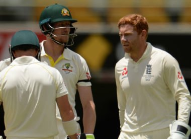 First Test ends in farce with Jonny Bairstow 'head-butt' story
