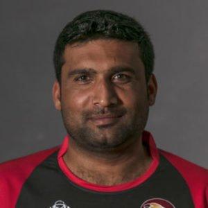 United Arab Emirates cricketer