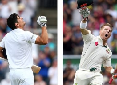 Ashes clashes: Cook v Warner – who's better?