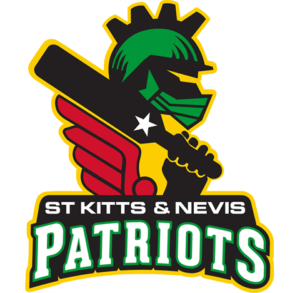 St Kitts and Nevis Patriots logo