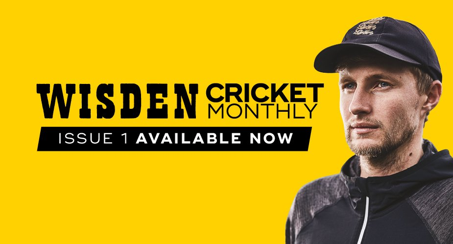 Wisden Cricket Monthly Issue 1