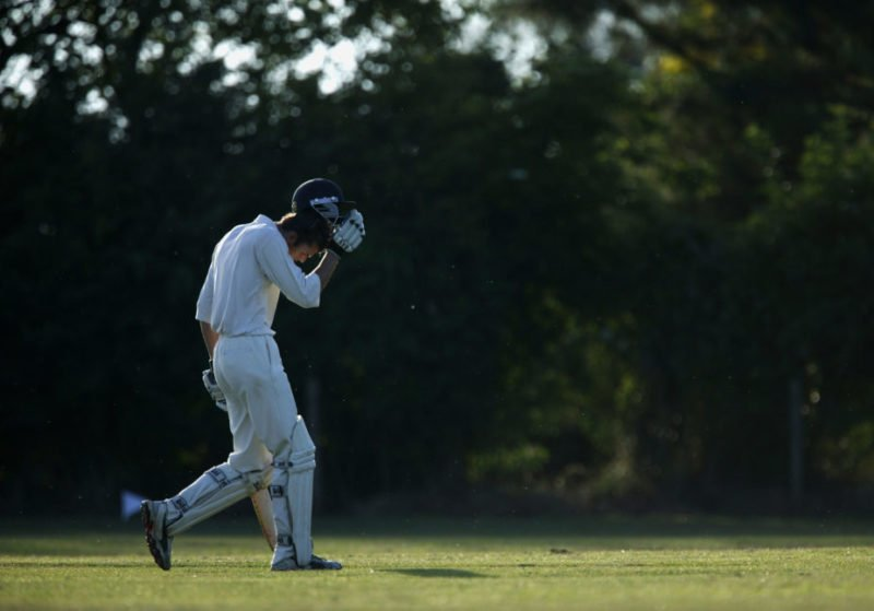 Characters of Club Cricket: The Rabbit