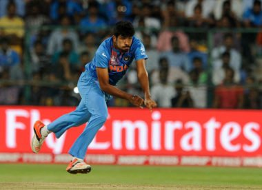 Jasprit Bumrah earns first call-up to India Test squad