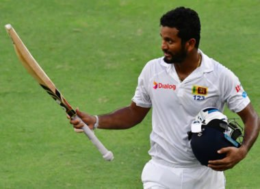 2017 in review: Karunaratne knocks  Pakistan off their perch