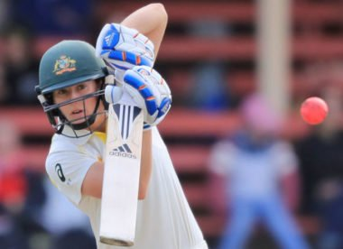 Australia's Ellyse Perry named ICC Women's Cricketer of the Year