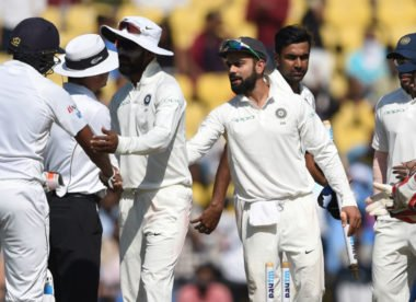 Sri Lanka hold out for draw as India take series 1-0