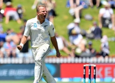 Wagner seven-for puts New Zealand in charge v Windies