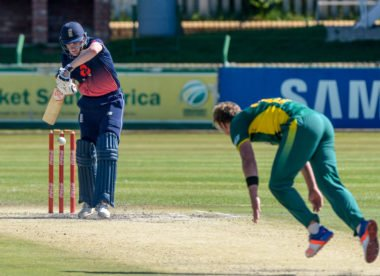 England under 19s defeat South Africa ahead of ICC World Cup in New Zealand