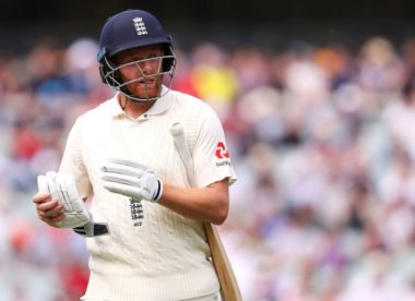 'Stitched up' Bairstow hopes Aussies don't 'cross the line' again