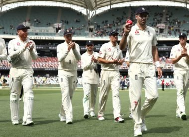 Anderson, Broad dismiss idea of using pink ball to combat bad light