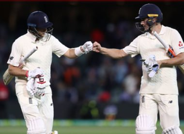 Anderson and Root hand England hope in Adelaide - day 4 report