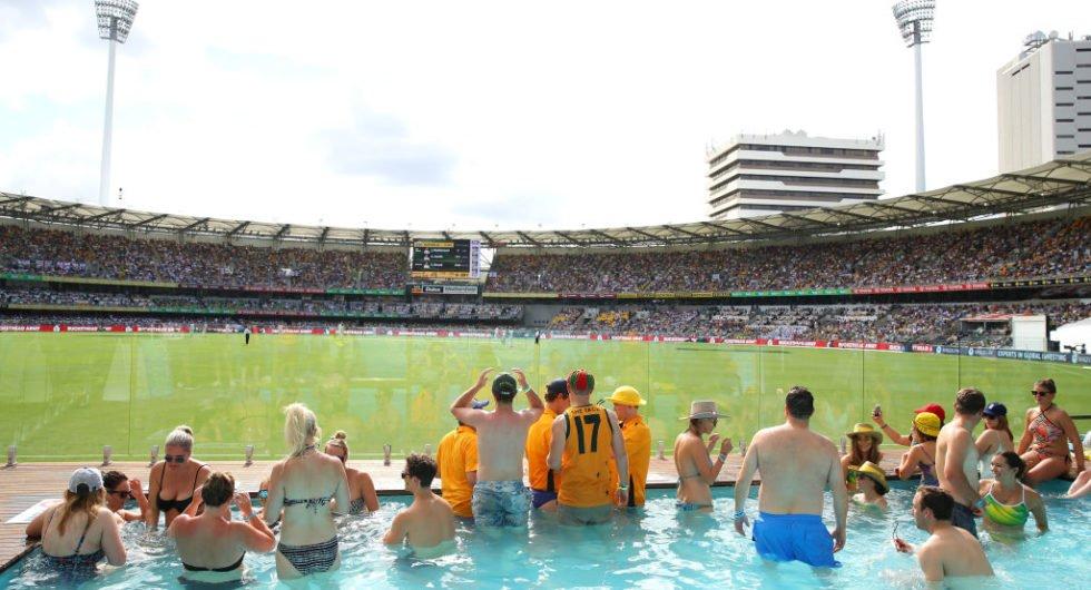 The Gabba Australia vs England ODI