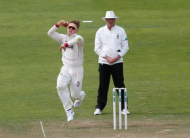 Dom Bess signs two-year contract extension with Somerset
