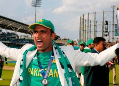 2017 in review: Fakhar Zaman sets The Oval alight