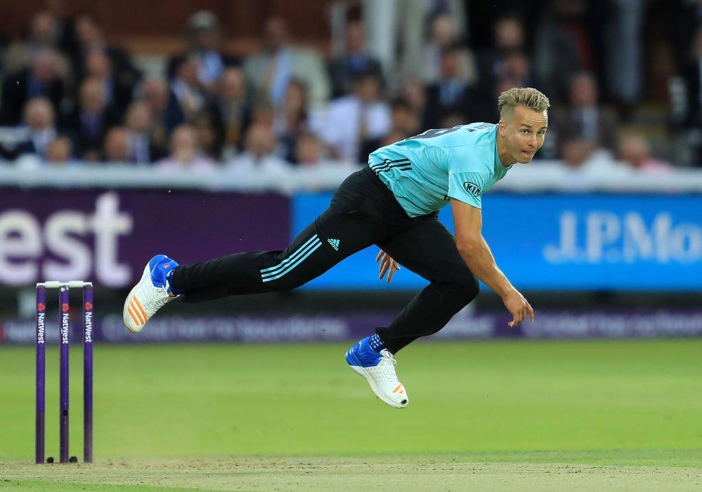 Tom Surran Surrey Cricketer