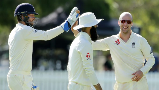 Bumble: Leach should be England's first-choice spinner in New Zealand