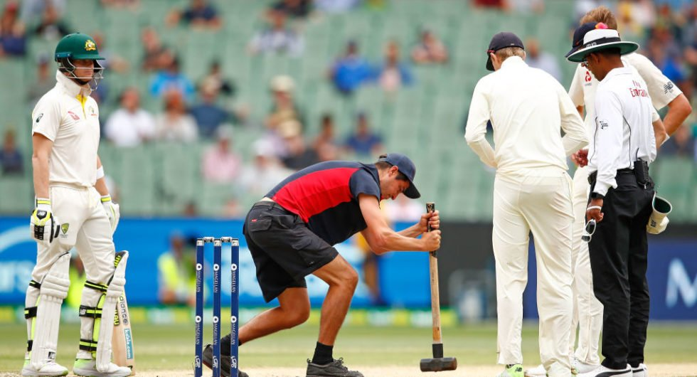 MCG pitch rated poor by ICC Ashes
