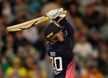 Record-breaking Roy lights up MCG