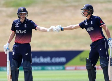 England & Australia face off in Under 19 World Cup