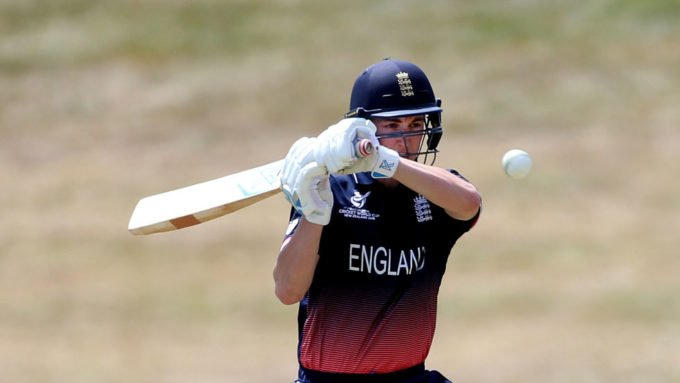 England under 19s thrash Namibia in their World Cup opener