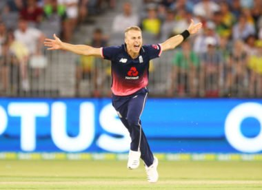 How Tom Curran went from South African schoolboy to England star