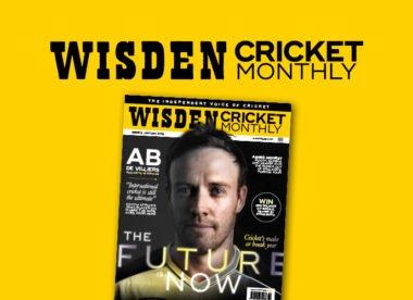 Wisden Cricket Monthly issue 3: AB de Villiers exclusive interview