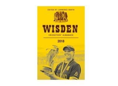 Book review: Wisden Cricketers' Almanack 2018