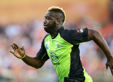 Andre Russell returns after year-long ban