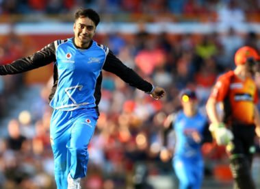Rashid Khan follows Gillespie to Sussex for T20 Blast