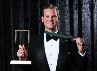 Australian captain Steve Smith wins Allan Border Medal