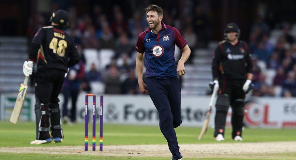 Richard Gleeson England Lions Cricket News