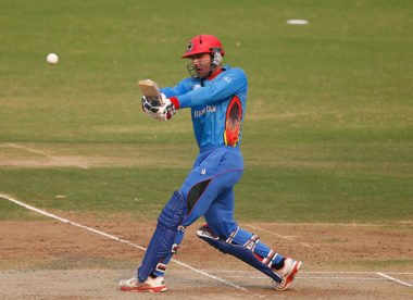 Afghanistan all-rounder Mohammad Nabi joins Leicestershire