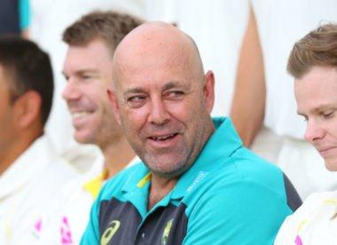 Darren Lehmann to step down as Australia head coach