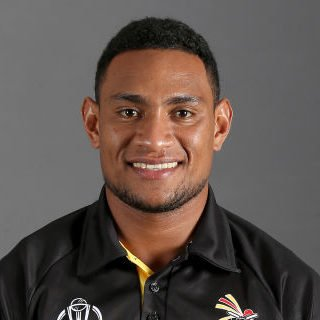 Papua New Guinea cricketer