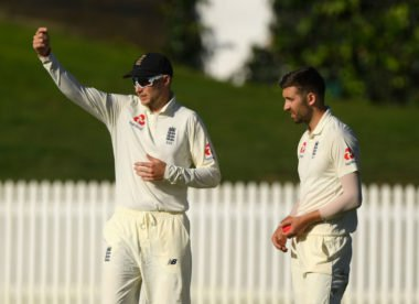 Stuart Broad denied new ball as England look to future
