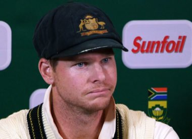 County sides discreetly nudged by Steve Smith's representatives – report