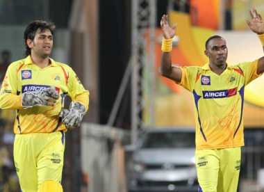 'Even the best like Dwayne Bravo need advice' — MS Dhoni