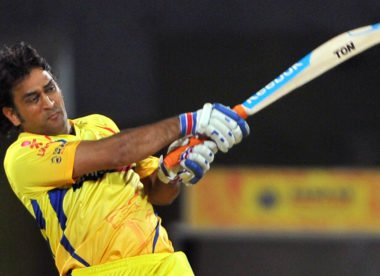 Chennai top Bangalore as IPL six-hitting record falls